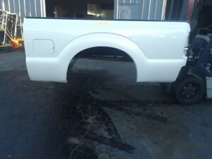 Ford F250 F350 Pearl White Short Box Southern Rust Free 2011 16 Truck Nice Bed