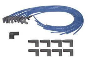 Ford Performance Spark Plug Wire Set 9mm Universal Blue V6 v8 Post type