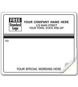 600 Mailing Labels white With Black Gray Nebs Deluxe 3796 1 Laser inkjet