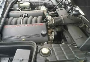 2000 Chevrolet Corvette Ls1 5 7 Liter Engine 345hp 71k With Warranty Used