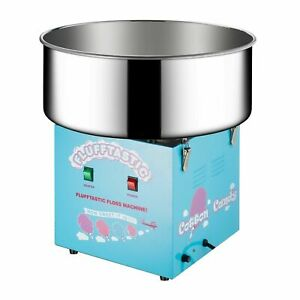 Cotton Candy Maker Machine Flufftastic Table Top Floss Electric 20 In Bowl