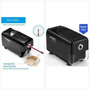 Electric Pencil Sharpener Heavy Duty Commercial Industrial School Office Supply