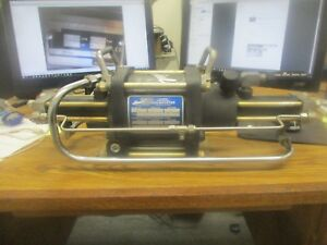 Haskel Model Agd 15 Single Stage Double Acting Pump