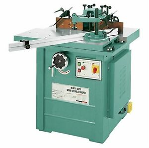 Accura 02344s 5 Hp Super Duty 1 1 4 Sliding Table Spindle Shaper