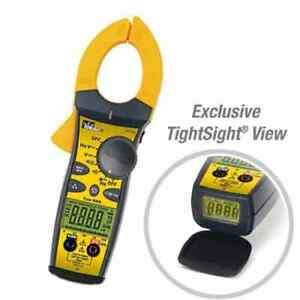 Ideal 61 763 660aac Tightsight Clamp Meter With Trms Capacitance Frequency