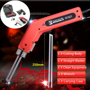 220v 250w Hand Held Durable Hot Knife Heating Cutter Tool Foam Styrofoam 650 c