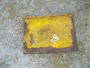 International Cub 154 Lo Low Boy Tractor Ih Battery Box Tray Mount