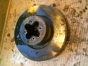 International Cub 154 Lo Low Boy Tractor Ih Engine Motor Flywheel