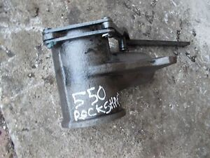 Oliver 550 Tractor Good Working Rock Shaft Rockshaft 3pt Hitch Lift Collar