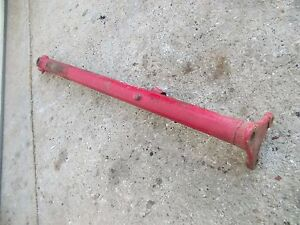Farmall Sm Super M Mta Smta Tractor Ih Ihc Steering Shaft Support Post