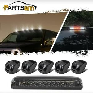 6 3rd Brake Light Cab Marker Assembly For Ford F 250 F 350 F 450 F 550 99 16