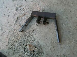Farmall 560 460 450 Tractor 3pt Top Link Bracket With Pin
