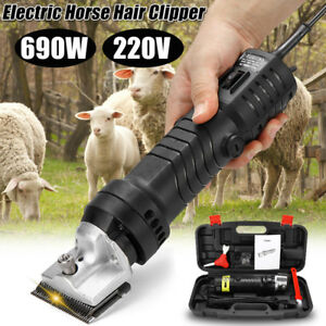 690w Sheep Shears Goat Clippers Animal Shave Grooming Farm Supplies Livestock