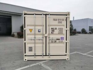 One Trip 20 Ft Shipping Containers For Sale 1 Trip Cargo Worthy At Chicago
