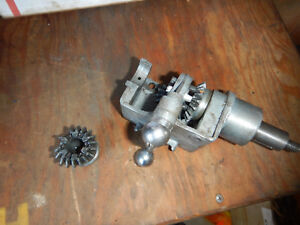 Atlas 10 Metal Lathe Revere Gearbox Gear Assembly