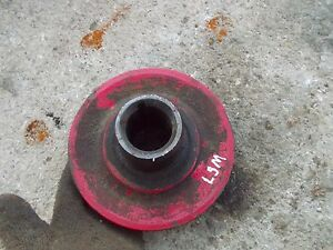 Farmall Sm Super M Mta Smta Tractor Ih Engine Motor Crank Crankshaft Pulley