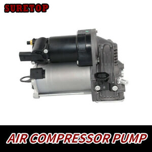 For Mercedes Benz Gl450 Ml350 X164 Air Suspension Compressor Pump 2007 2012