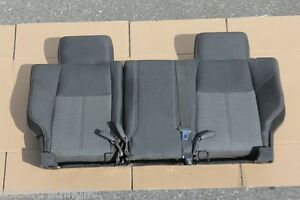 Freightliner Dodge Mercedes Sprinter 2 Person Cloth Fold Down Seat New