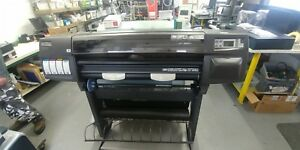 Hp Designjet 1055cm Large Format Printer Plotter