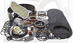 Ford C4 Raybestos Blue G2 Performance Transmission Rebuild Master Kit L2 1970 81