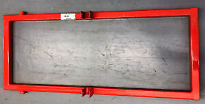 Skyjack Scissor Lift Part Sj 115014 Push Bar Upper