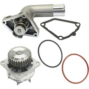 New Water Pump Kit For Nissan Maxima Altima Murano Quest Infiniti I35 2002 2004