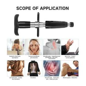 Chiropractic Adjusting Tool Activator Spine Instrument Massage Therapy With Case