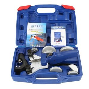 Wk 666 Multi Copper Pipe Bender Manual Aluminum Tube Bending Tool Set