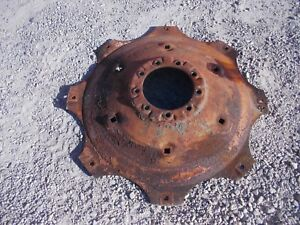 Cockshutt 30 Co Op E3 Tractor Main Rear Center Wheel Center Hub To Drive Hub