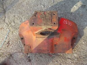 Cockshutt 30 Rowcrop Tractor Main Transmission Bell Housing Starter Holder