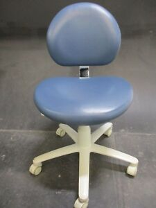 Used Adec Dental Adjustable Stool For Dentistry Operations Best Price