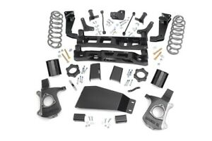 Rough Country 7 5 Suspension Lift Kit Chevy Tahoe Gmc Yukon 07 13 4wd 2wd Suv