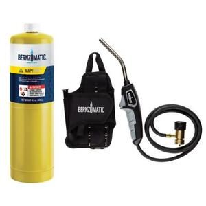 Benzomatic Bz8250htzkc Map pro Hose Torch Kit New In Box