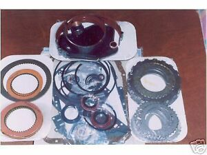 Ford Aod e Transmission Rebuild Kit 1992 1995