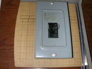 Square D Qo2 4a 70a Load Center With 30 Amp Breaker Qo2 4as