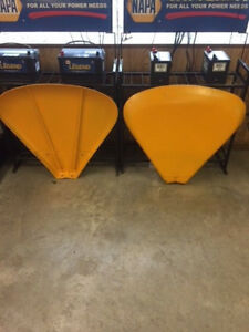 Clam Shell Fenders John Deere A B G 50 Through730