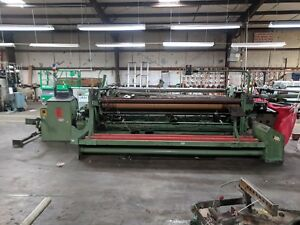 Dornier Htv12 j Mechanical Weaving Machine Industrial Loom Textile Loom Sulzer