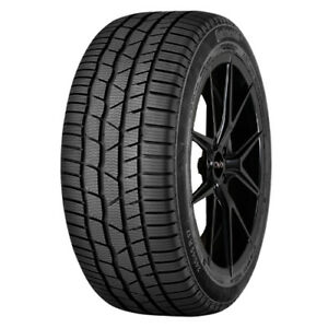 215 60r17 Continental Contiwintercontact Ts830 P 96h Bsw Tire