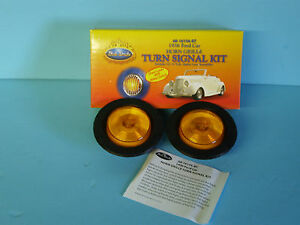 1936 Ford Passenger Car Horn Grille Turn Signal Kit
