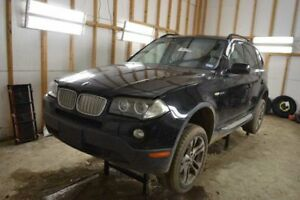 Console Front Floor With Armrest Leather Fits 04 10 Bmw X3 869562