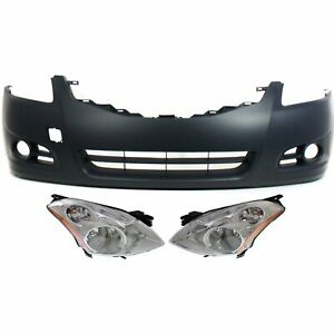 New Auto Body Repair Kit Front Sedan For Nissan Altima 2010 2012