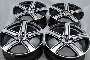 17 Wheels Rims Mazda 3 5 6 Protege Cx3 Accord Crz Crv Hrv Element Sonata 5x114 3