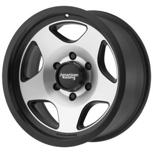 4 15 Inch 15x8 Ar923 Mod 12 6x139 7 6x5 5 19mm Black machined Wheels Rims