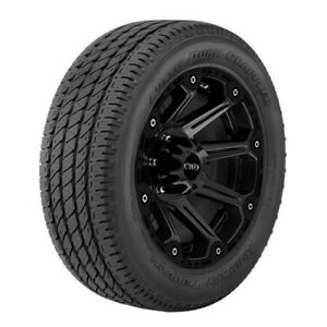 2 New Lt285 50r22 Nitto Dura Grappler 121r E 10 Ply Bsw Tires