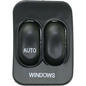 Window Switch Front Driver Side Black For 1995 2007 Ford Ranger F57z14529b