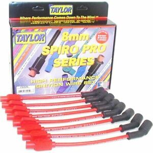 Taylor Cable New Set Of 8 Spark Plug Wires Chevy Suburban Yukon Silverado 1500