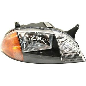 Headlight For 1998 2001 Chevrolet Metro Passenger Side