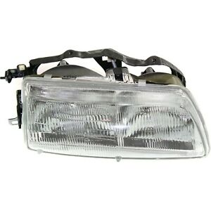 Headlight For 90 91 Honda Civic Dx Lx Si Rt 4wd Ex Cx Crx Si Hf Right With Bulb