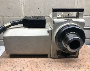 Haas Ha5c 5c Rotary Collet Indexer