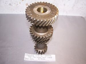 Jeep Series T170ft T176 T177 4 Speed Cluster Gear N O S New